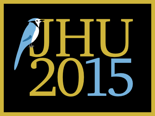 JHU Class of 2015 Banner Competition Entry