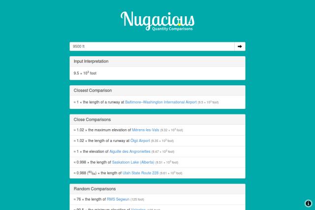 Nugacious