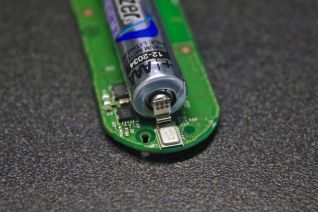 Battery Tab (+)