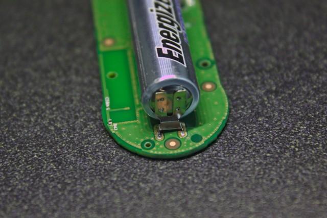 Battery Tab (-)