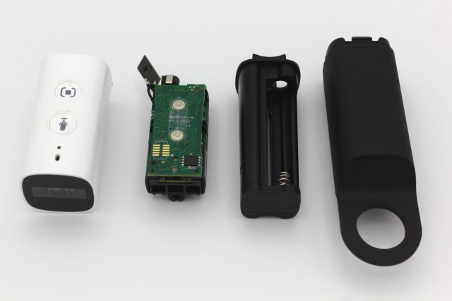 Amazon Dash Components