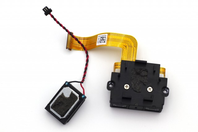 Barcode Scanner with Speaker Removed
