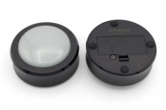 Echo Button outside