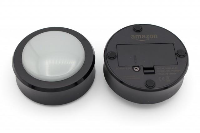 Echo Button outside
