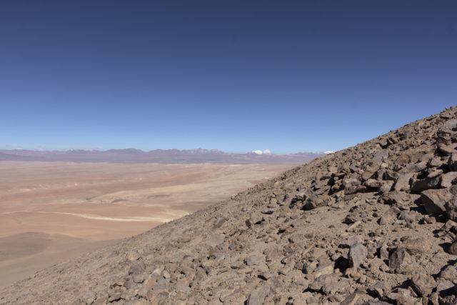 Climbing Cerro Zapaleri